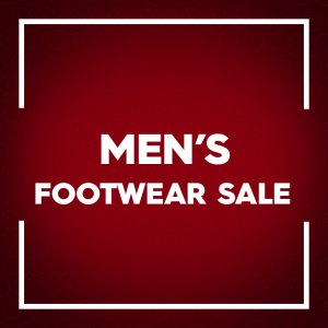 MENS FOOTWEAR SALE