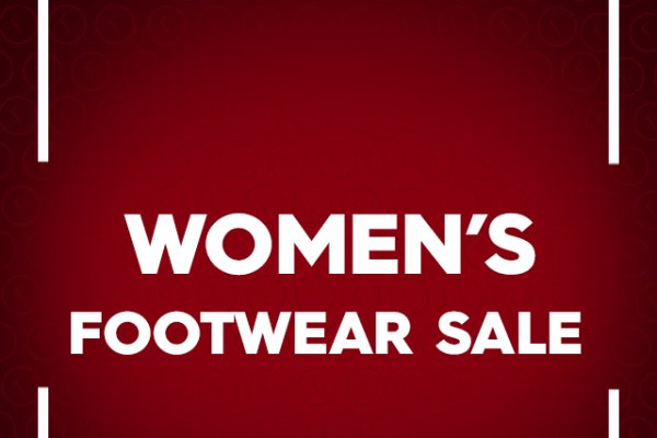 WOMENS FOOTWEAR SALE