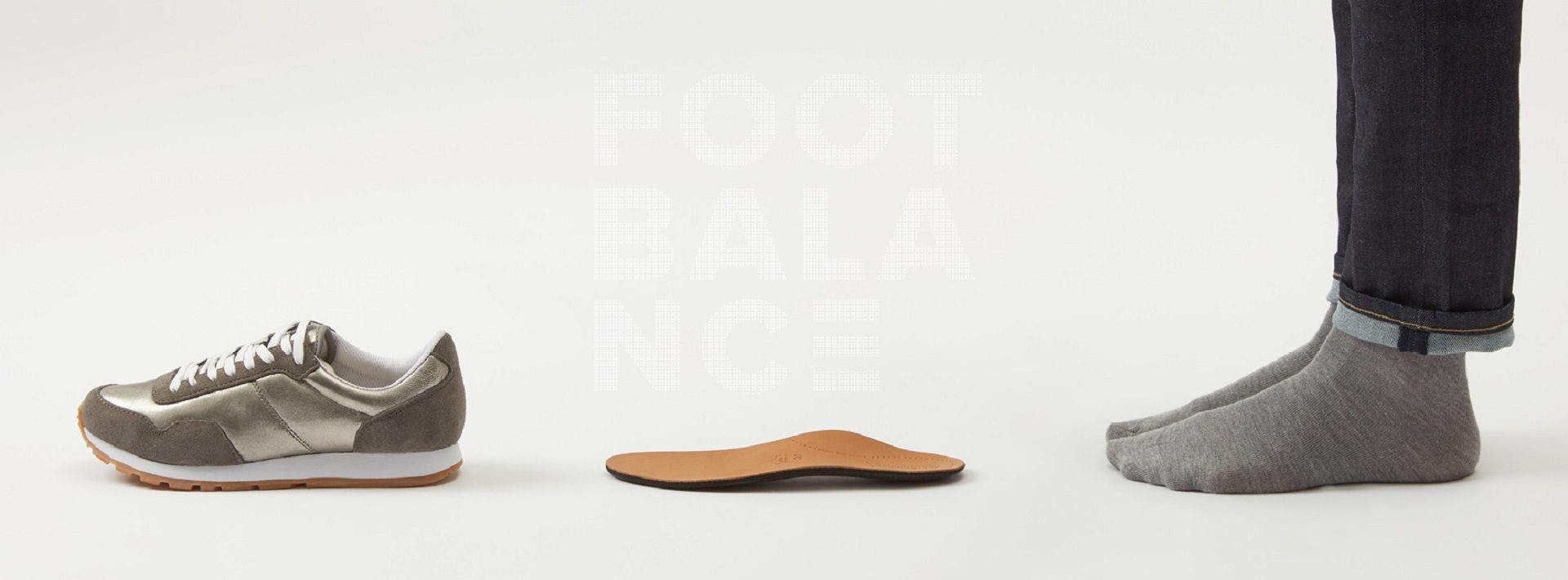 FootBalance FootBalance 100% Custom Leather Insole Unisex Comfort Narrow