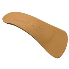 Footbalance 100% Custom Leather Insole 3/4 Length