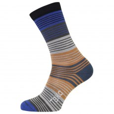 Teko Men's Casual Striped Merino Socks
