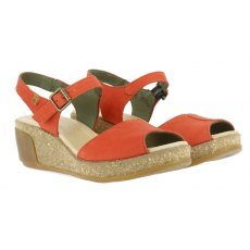 El Naturalista Leaves Sandal Womens