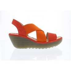 Fly London Yaji Wedge Womens