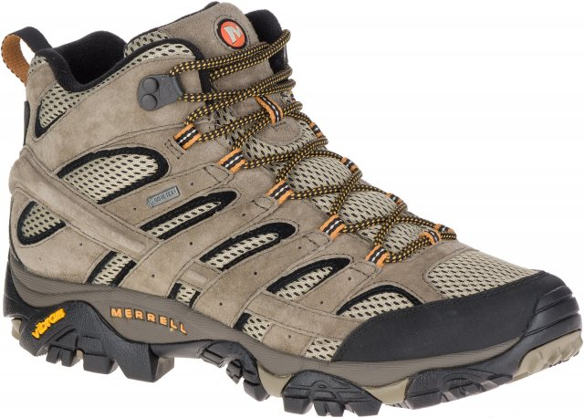 Merrell Merrell Moab 2 Leather Mid GORE-TEX Mens